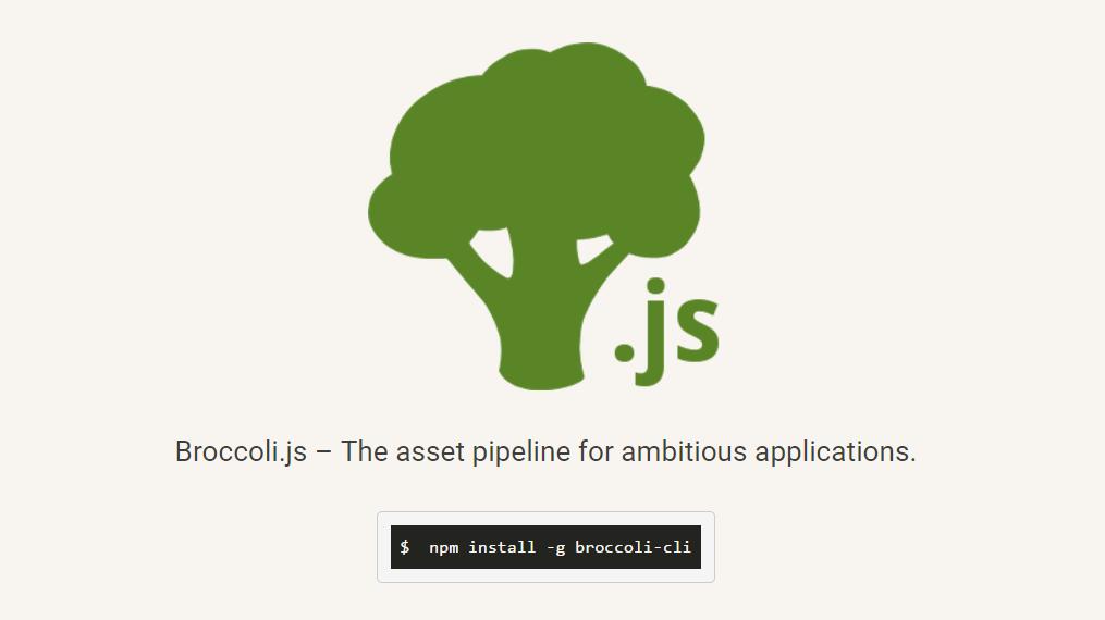 Broccoli JS