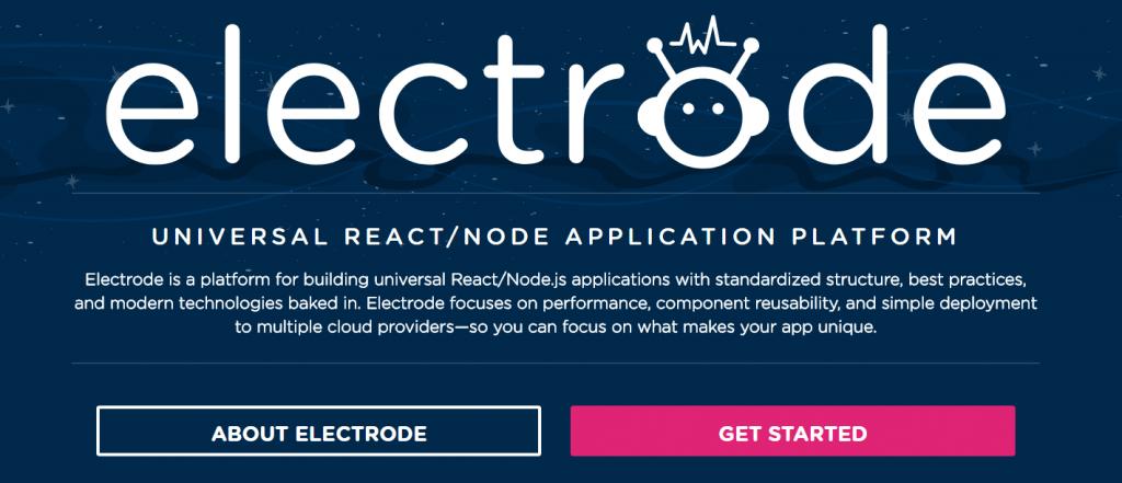 Electrode JS