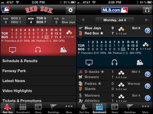 MLB.com Mobile App