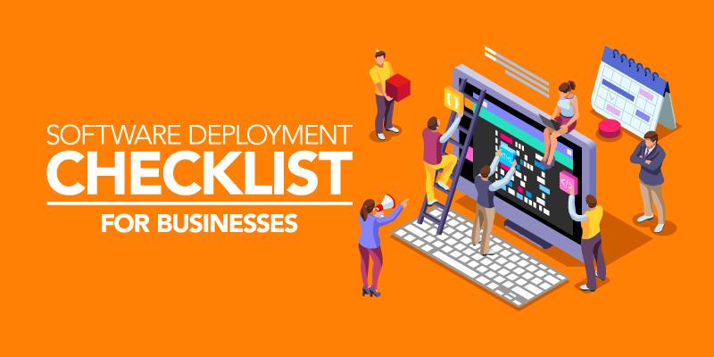 Software-Deployment-Checklist--Banner